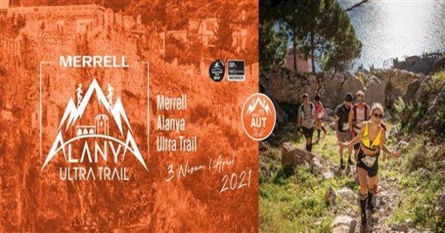 Merrell Alanya Ultra Traıl 2021 başlıyor