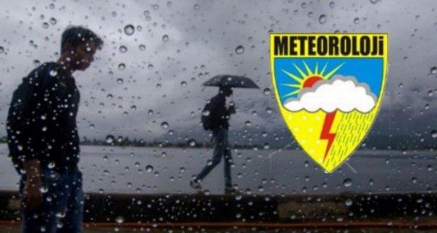 Meteorolojiden Alanya ve çevresi için yeni uyarı