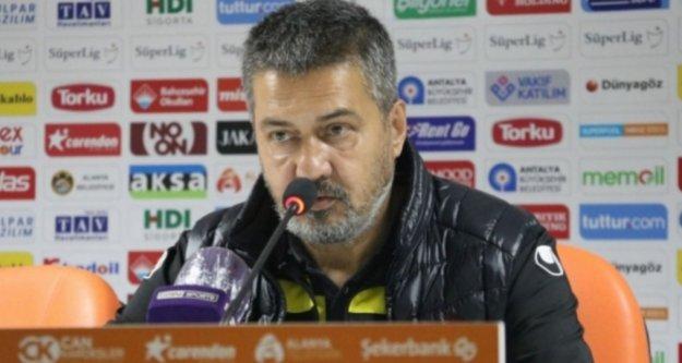 Tokatlı'dan Antalyaspor maçı yorumu