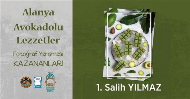 Alanya Avakadolu lezzetler fotoğraf yarışması kazananları belli oldu