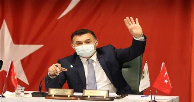 Alanya Belediyesi'nin 2020 yılı faaliyet raporu meclisten geçti