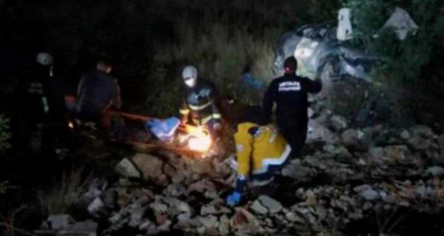 Alanya'da feci kaza: 1 ölü, 2 ağır yaralı var
