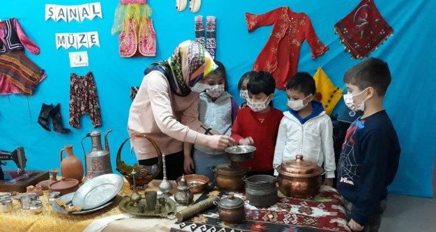 Alanya'da Geze Geze Sanal Müze e-Twinning Projesi