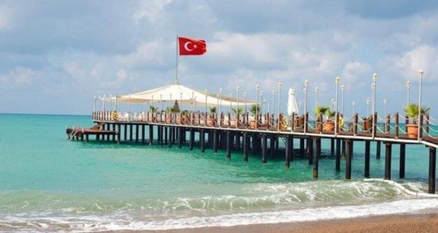 Alanya'da plajları ilgilendiren flaş iskele kararı