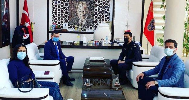 Alanya MHP, polis haftasını unutmadı