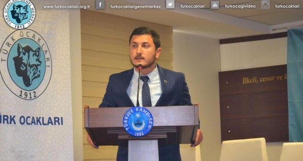 Alanya Türk Ocakları Gençlik Kolları yönetimi belli oldu