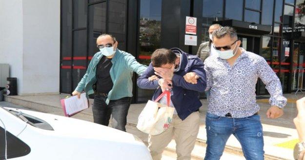 Alanya'da hapis cezasıyla aranan hırsız yakalandı