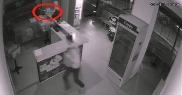 Alanya'da küçük yaşta 2 hırsızlık şüphelisi yakalandı