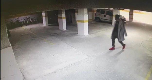 Antalya'da 'pes' dedirten olay: Geldi, çaldı, bindi, gitti