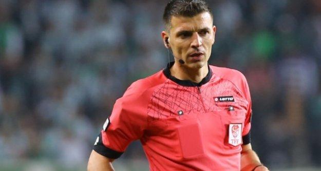 Beşiktaş Alanyaspor maçının hakemi belli oldu