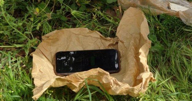 Çalınan telefonunu 'telefonumu bul' uygulamasından dakikalar içerisinde buldu