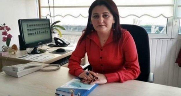 Emine Keyaoğlu, ABB Alanya Aşevi'ne Müdür olarak atandı