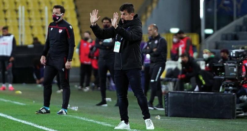 Emre Bölezoğlu'ndan Alanyaspor maçı değerlendirmesi