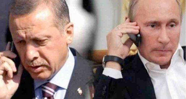 Erdoğan ile Putin'in Alanyalı turizmciyi ilgilendiren telefon görüşmesi