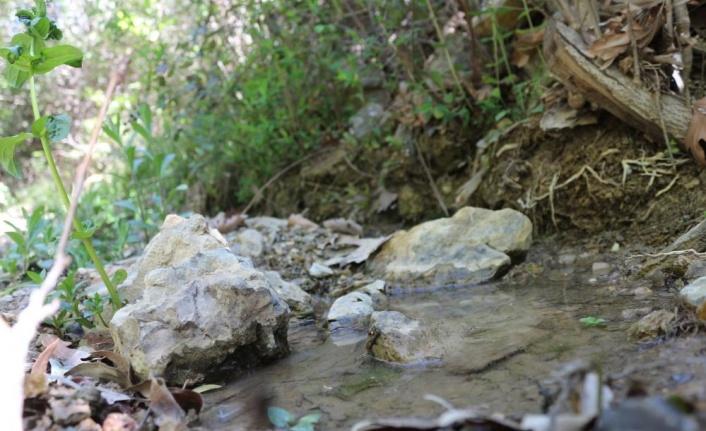 Gazipaşa'da bir sondaj kuyusu 6 kaynağı kuruttu