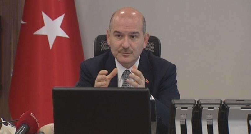 İçişleri Bakanı Soylu'dan tam kapanmayla ilgili önemli açıklamalar