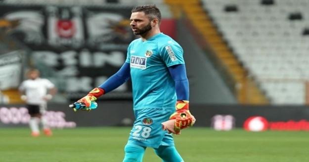 """Jose Marafona: """"Alanyaspor taraftarlarından özür diliyorum"""""""