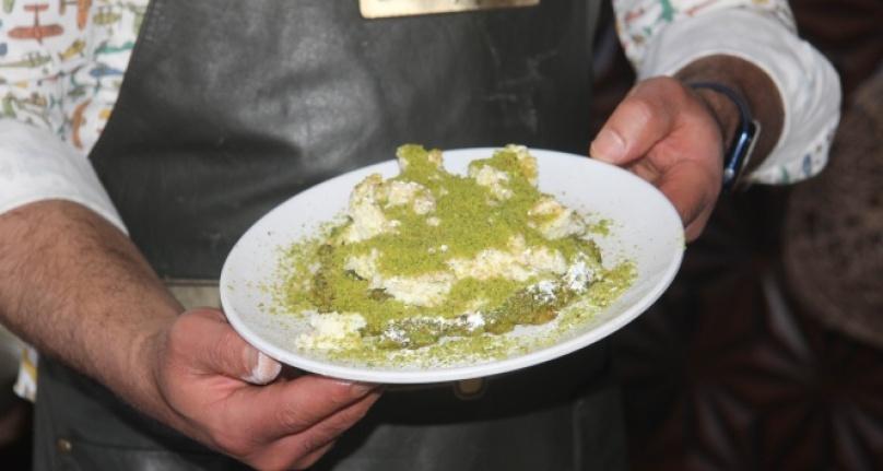 Ramazan ayının aranılan tatlısı: Cennet çamuru