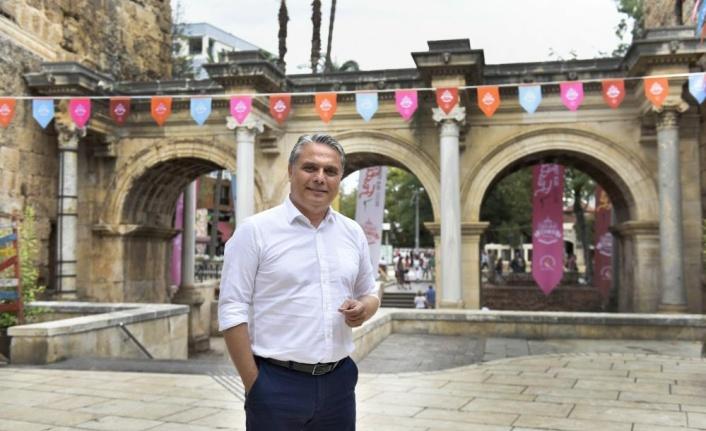 Üç ülke, üç şehir, Başkan Uysal'la kültür turizmini konuşacak