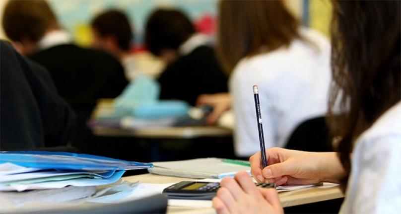 Yüz yüze eğitime ara verildi, dönem sınavları ertelendi