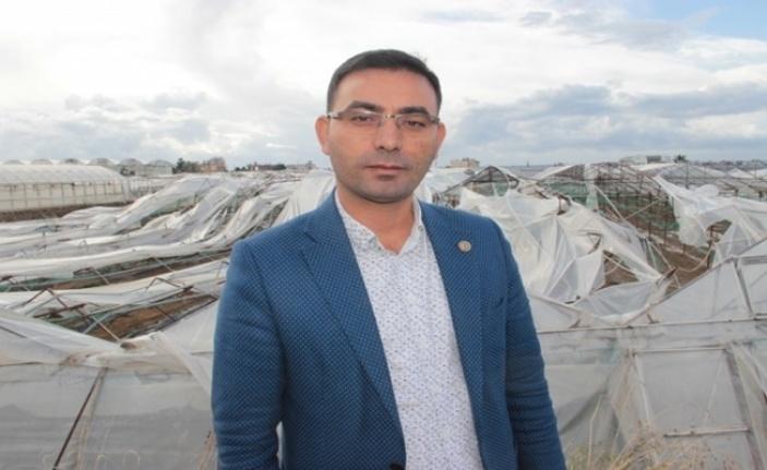 Alanya'da Başkan Göktepe'den fırtına uyarısı