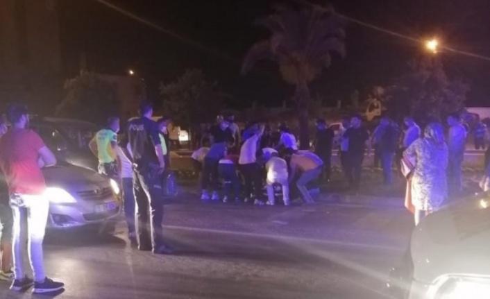 Alanya'da trafikte bıçaklı kavga: 1 ölü, 3 yaralı var