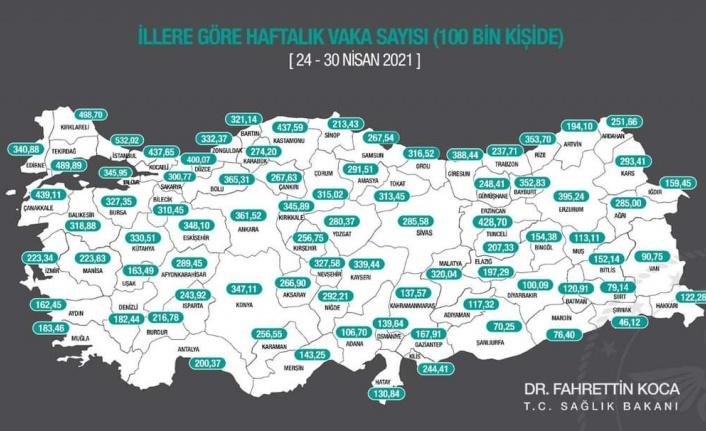 Antalya'da sevindiren hızlı düşüş