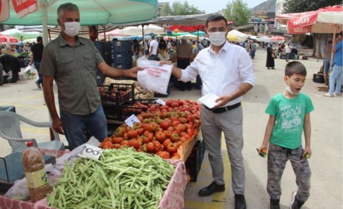 'Arife günü de pazarların açılmasını istiyoruz'