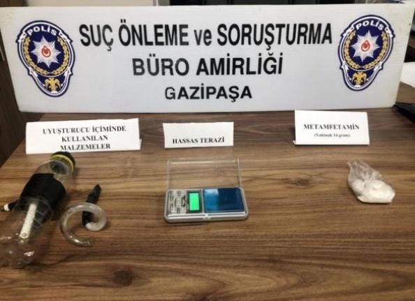 Uyuşturucu madde ticaretine 1 tutuklama