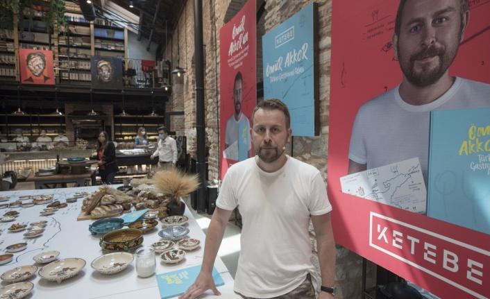 """25 yılda 350 bin km yol yaptı """"Türkiye Gastronomi Atlası""""nı hazırladı"""