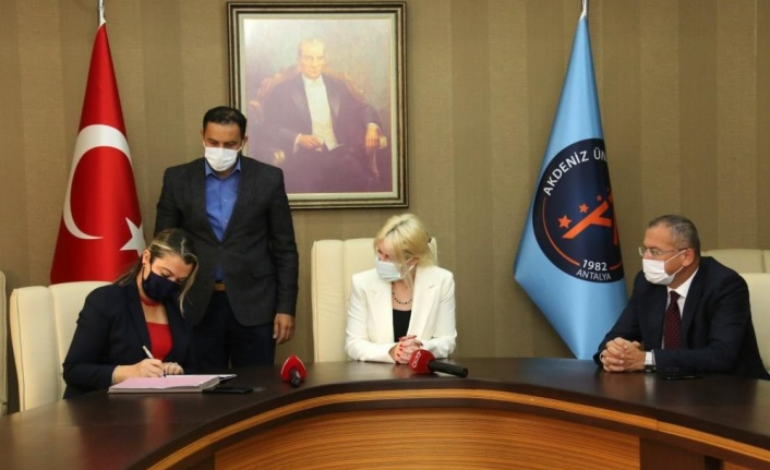 Akdeniz'de sular kirlenmeden önlem almak için protokol imzalandı