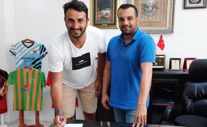 Alanya Belediyespor'da Serkan Oğuz dönemi başlıyor