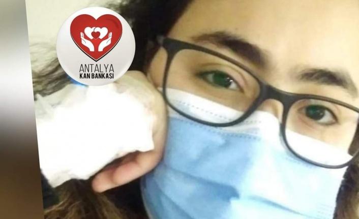 Alanya'da 17 yaşındaki Cansu korona kurbanı oldu