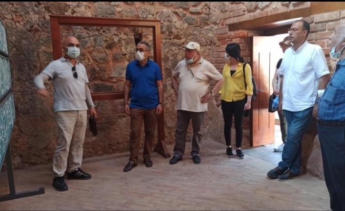 'Alanya Kalesi'nde bilim insanlarını şaşırtacak buluşlar ortaya çıkıyor'