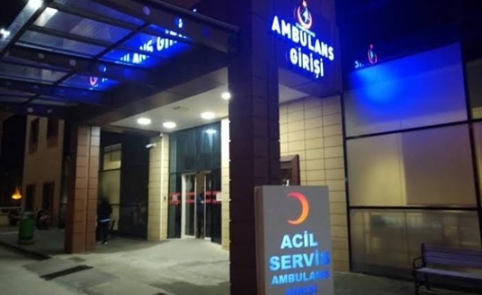 Alanya'da çatıdan düşen genç ağır yaralandı