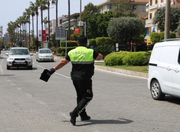 Alanya'da kurallara uymayanlara ceza