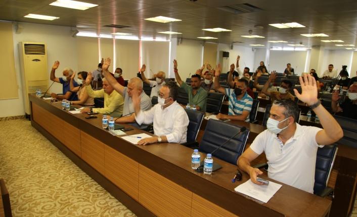ALTSO meclisi toplandı