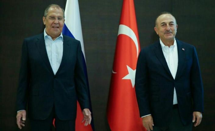 """Bakan Çavuşoğlu: """"Kanal İstanbul'a uluslararası şirketlerden ilgi ve talep var"""""""