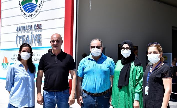 Başkan Ali Bahar; 'Maskesiz günler yakın'