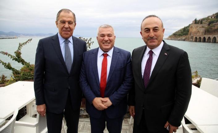 Başkan Şahin'den Rusya teşekkürü