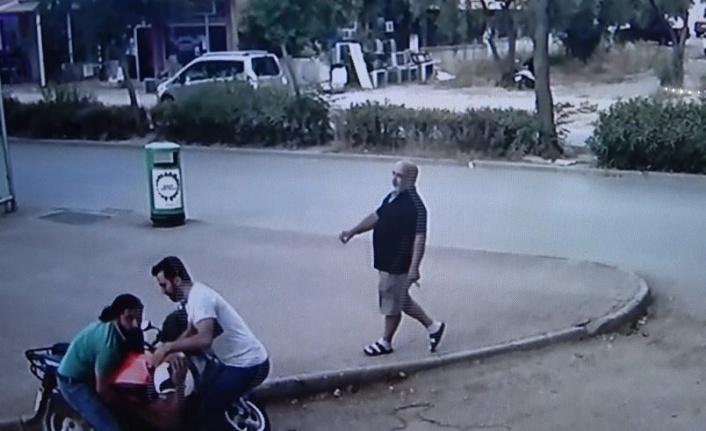 'Binbir surat' hırsızlık şüphelisi polisler tarafından böyle yakalandı