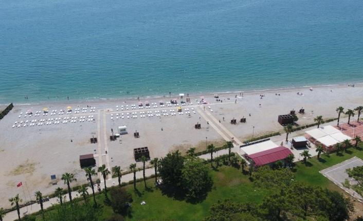 Kadınlar Plajı 14 Haziran'da açılıyor