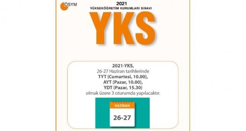 ÖSYM Başkanı Aygün YKS'nın detaylarını paylaştı