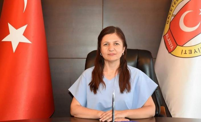 AGC ve AGF Başkanı Coşkun'un bayram mesajı