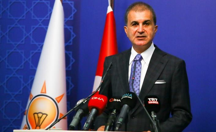 AK Parti Sözcüsü Çelik'ten Konya'da yaşanan olaya ilişkin açıklama!