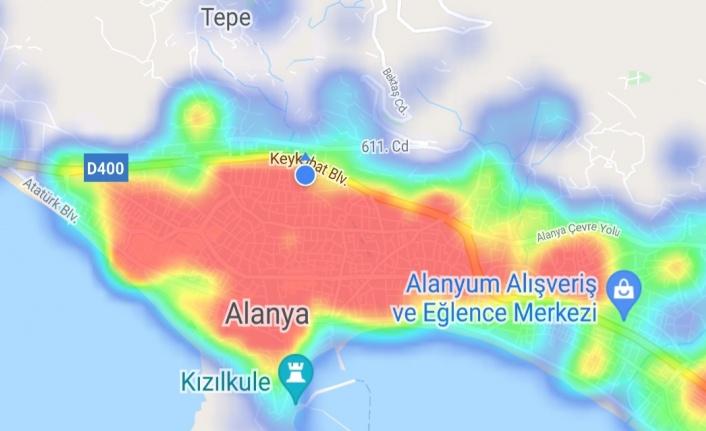 Alanya'da Covid-19 vaka sayıları için korkutan uyarı