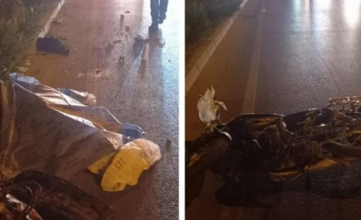 Alanya'da feci kaza! Kadın hayatını kaybetti