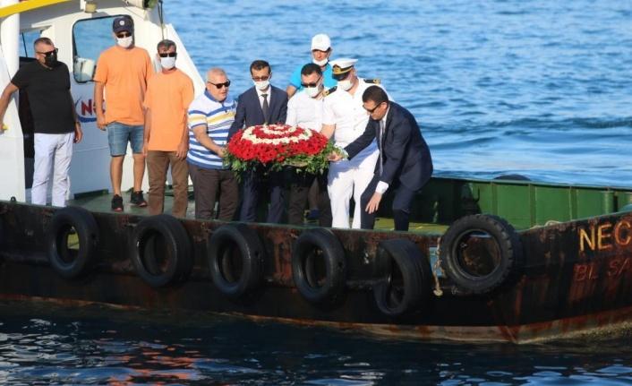 Alanya'da Kabotaj Bayramı kutlandı