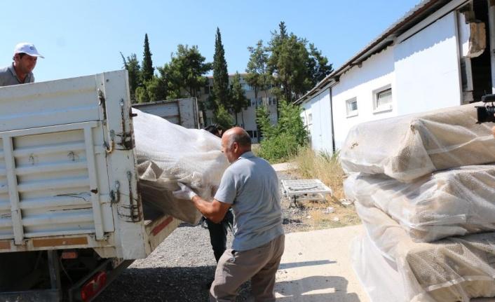 Antalya'dan Artvin'e yardım eli