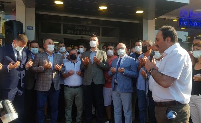 Bakan Çavuşoğlu: ALTSO örnek oluyor